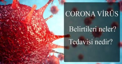 Coronavirüs (Koronavirüs) nedir Coronavirüs Belirtileri