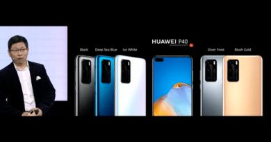 Huawei yeni modellerini tanıttı