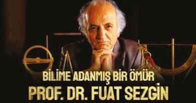 Prof. Dr. Fuat Sezgin kimdir Hayatı