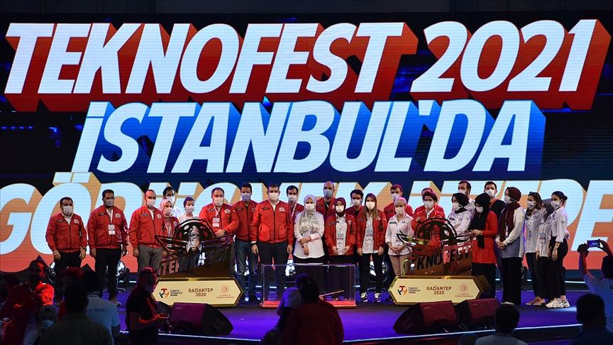 TEKNOFEST 2021 İstanbul Yarışma Başvuruları Başladı
