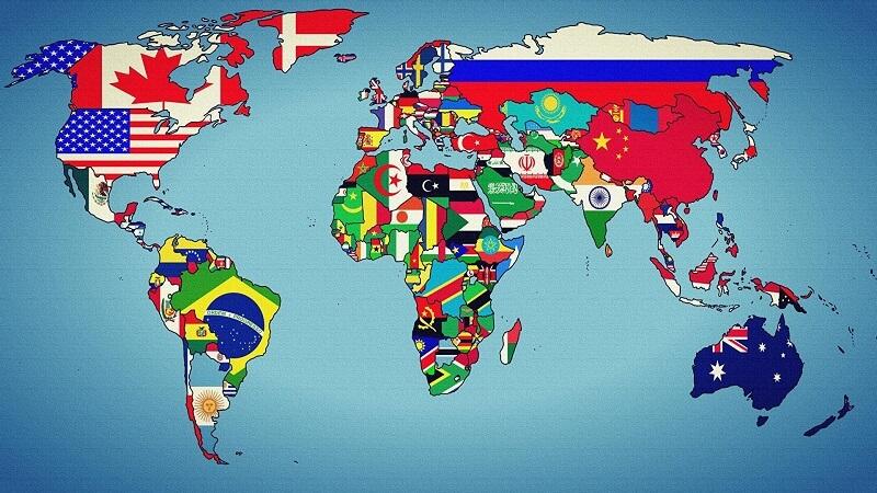 Dünyadaki ülkeler