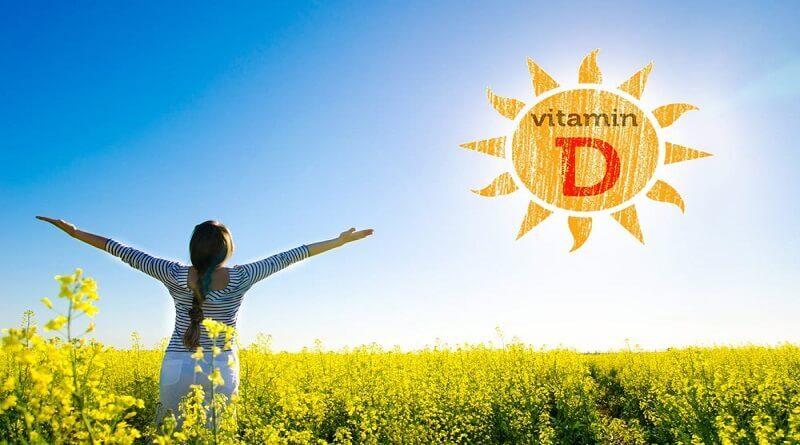 Güneşten D Vitamini