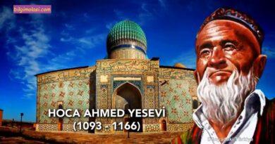Ahmet Yesevi (Hâce Ahmed Yesevi)