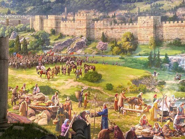 Bursanın Fethi halk