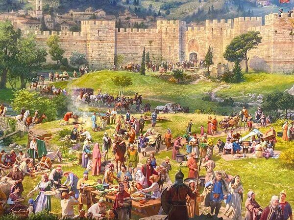 Bursanın Fethi insanlar